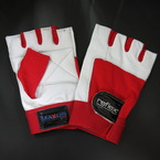 Red Gloves (without wrist support)