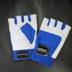 Blue Gloves (without wrist support)